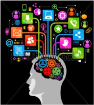 cerveau techno